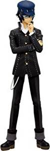 P4 Persona4 the ANIMATION Happy lottery prize Persona 4 C white bell Naoto figure Happy lottery