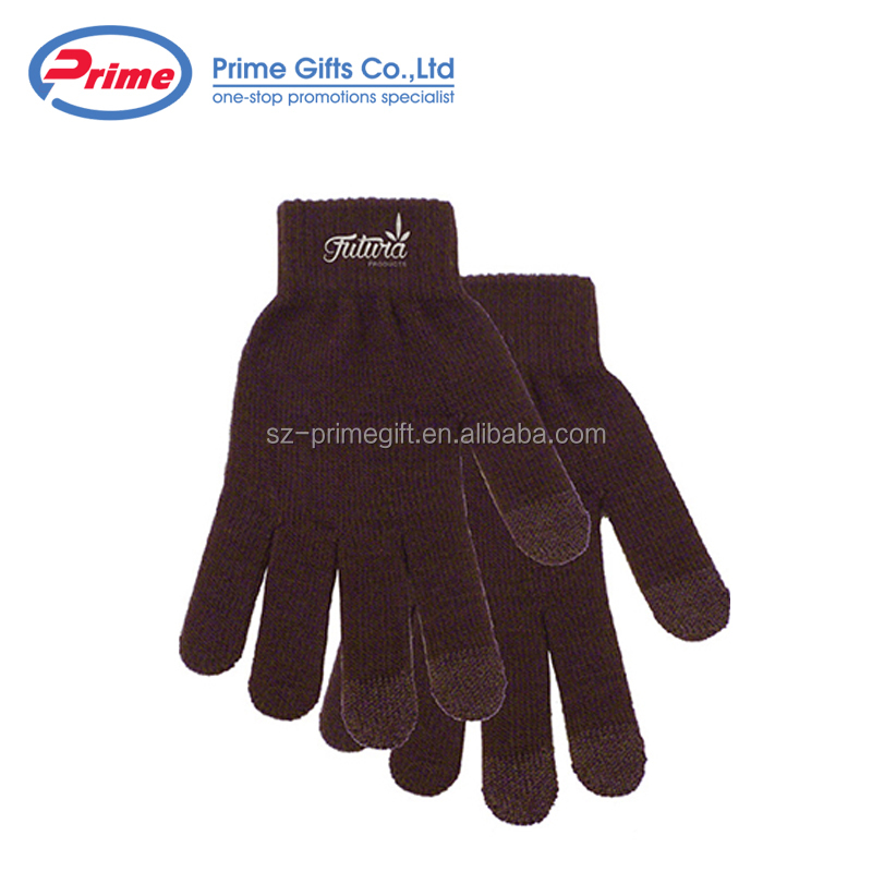 High Quality Acrylic One Size Fits All Custom Cheap Hand Gloves