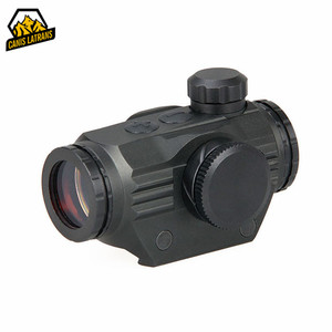 canis latranns red dot sight with brightness Sensitive red electro dot sight