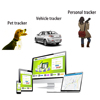 Car Fleet management web based gps platform server tracking software