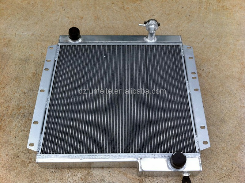FULL ALUMINUM RACING COOLING RADIATOR for TOYOTA CELICA GT4 3S-GTE ST185 AUTO 1990-1994