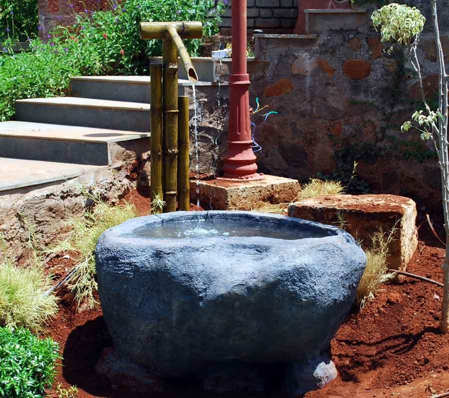 Japanese Style Bamboo Fountain Buy Bamboo Fountainbamboo Water Fountain Japanese Rock Fountain Product On Alibaba Com