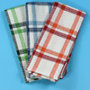 wholesale cotton white waffle weave kitchen towel for dish