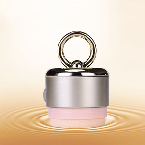 Auto Vibration Makeup powder Puff Skin Editor vibration foundation puff Electric cosmetic puff