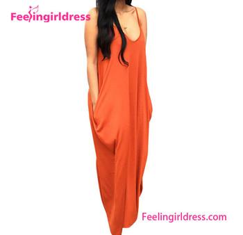 Orange Summer Casual Women Maxi Dress Muslim On Sale - Buy ... d0583eb6f