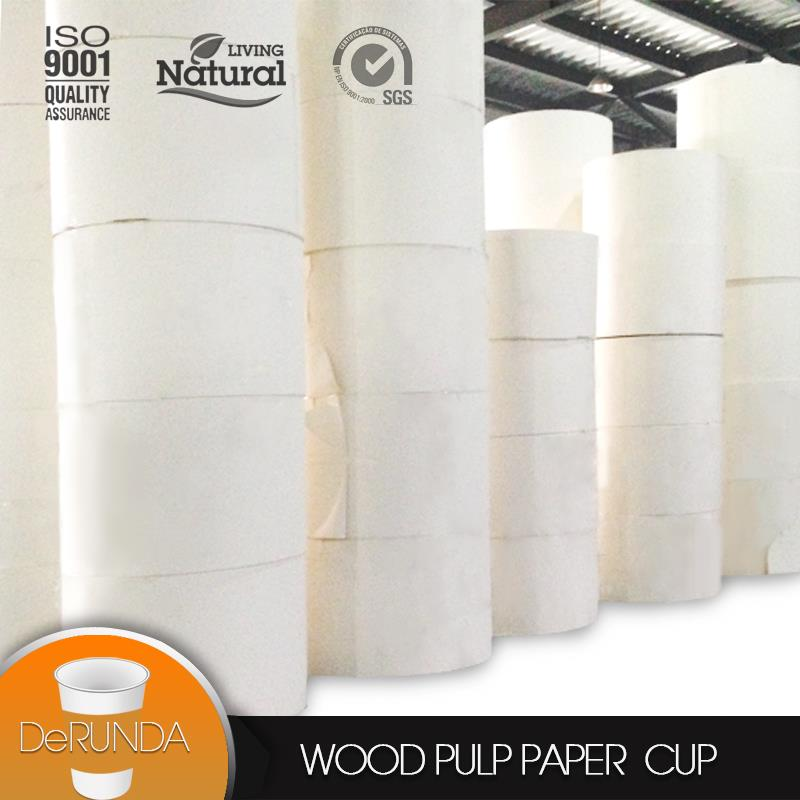 Wholesale price PE coated <strong>paper</strong> in roll With free samples <strong>Paper</strong> in roll