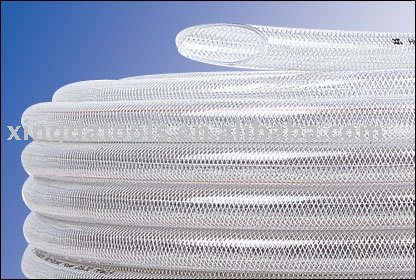 Clear Braided Vinyl Tubing