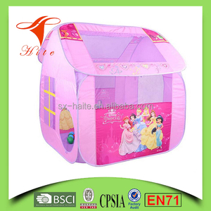 For Child Use Queen Bed Tent Kids Folding House Tent