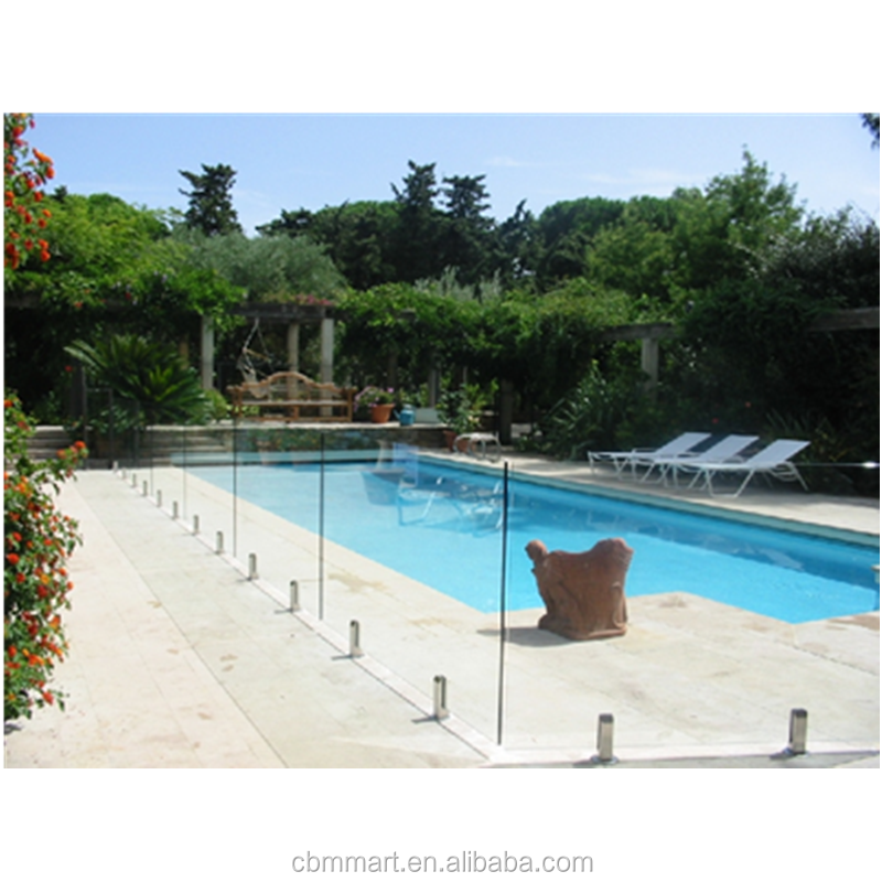 Glass Pool Fence For Swimming Pool - Buy Glass Pool Fence,Pool Fence,Glass  Pool Fence For Swimming Pool Product on Alibaba.com