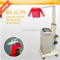 650nm / 670nm laser massage hair growth machine to clinics