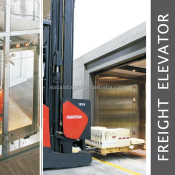High Quality Suzhou Full Stainless Steel Goods Elevator, Freight Elevators