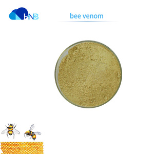 Wholesales price pure bee venom extract powder Apitoxin in bulk for facial and skin care