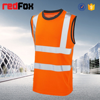 Mesh Fabric Hi Vis Reflective Traffic Safety Vest wholesale