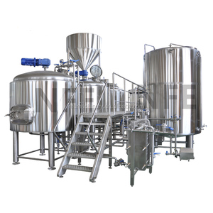 3000L Conical Beer fermentation plant with carbonation stone | Micro Beer Brewery Equipment| Beer brewhouse machine for brewery