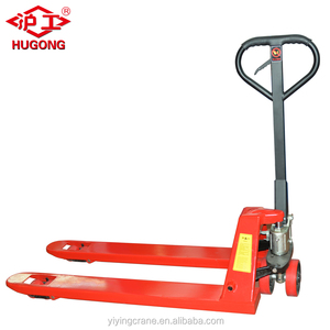 hand pallet truck China price for sale