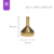 2018 trending hot products pouring aluminum small metal funnel