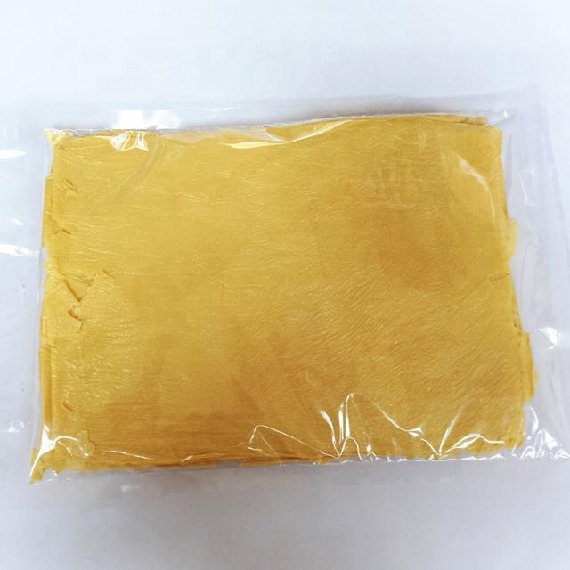 tofu skin dried bean curd sheets from China