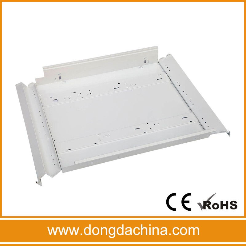 600*600 recessed grille light part CKD housing light body
