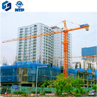 Guangxi NTP 8Tons QTZ6015 Construction self erecting crane Tower Crane price for Sale