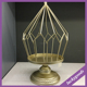 wholesale champagne gold color plant stand bird cages manufacturer