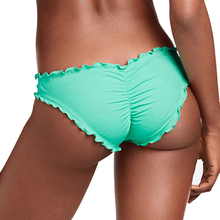 Women Swimwear Bikini Bottoms Bow  Bottom  Brazilian Cheeky Bottom Swimsuit Biquini Bikinis  16 Color