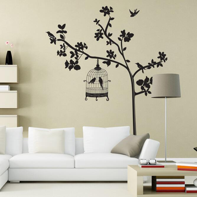 Grossiste adhésif mural arbre-Acheter les meilleurs adhésif mural ...