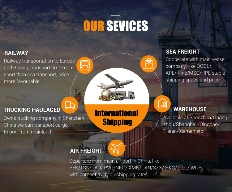 Fast Freight Forwarding Sea Shipping Cost from China to Buenaventura Colombia