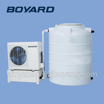 high efficiency air cooled cooling system for water tank water chiller manufacturer Dubai use