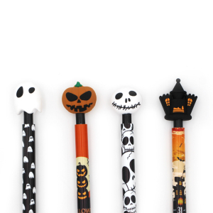 Halloween castle ball pen