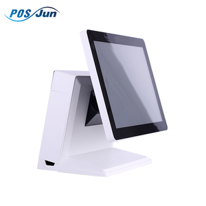 All In One Touch screen retail pos system cheap retail pos systems with Msr