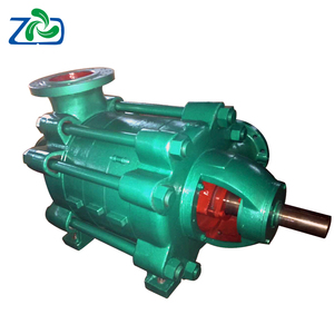 Segmented Horizontal Multistage 30 bar Centrifugal Pump
