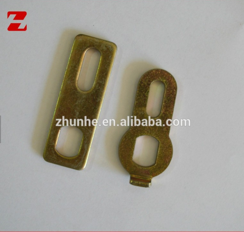 CHina factory manufacturer Furniture Hardware part metal steel sheet adjustable angle bracket