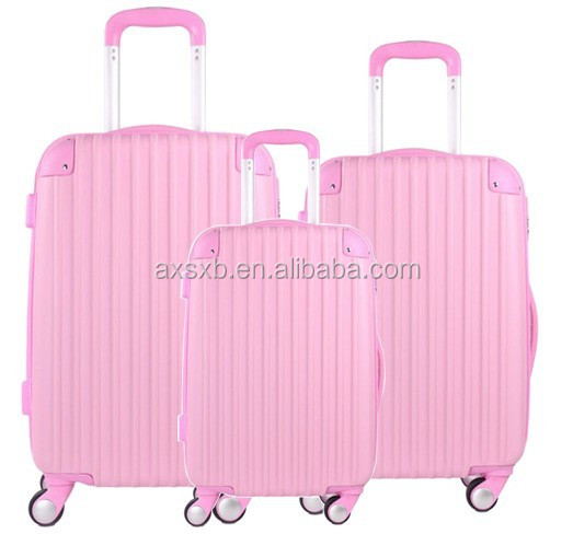 Pink Hard Luggage | Luggage And Suitcases
