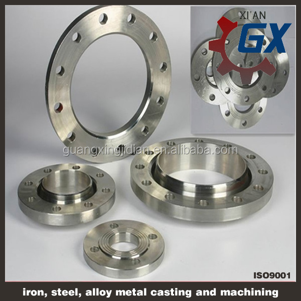 Ansi b16.5 forged stainless steel weld neck reducing flange