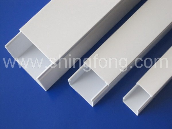 Malaysia Market Cable Management System Pvc Wire Casing