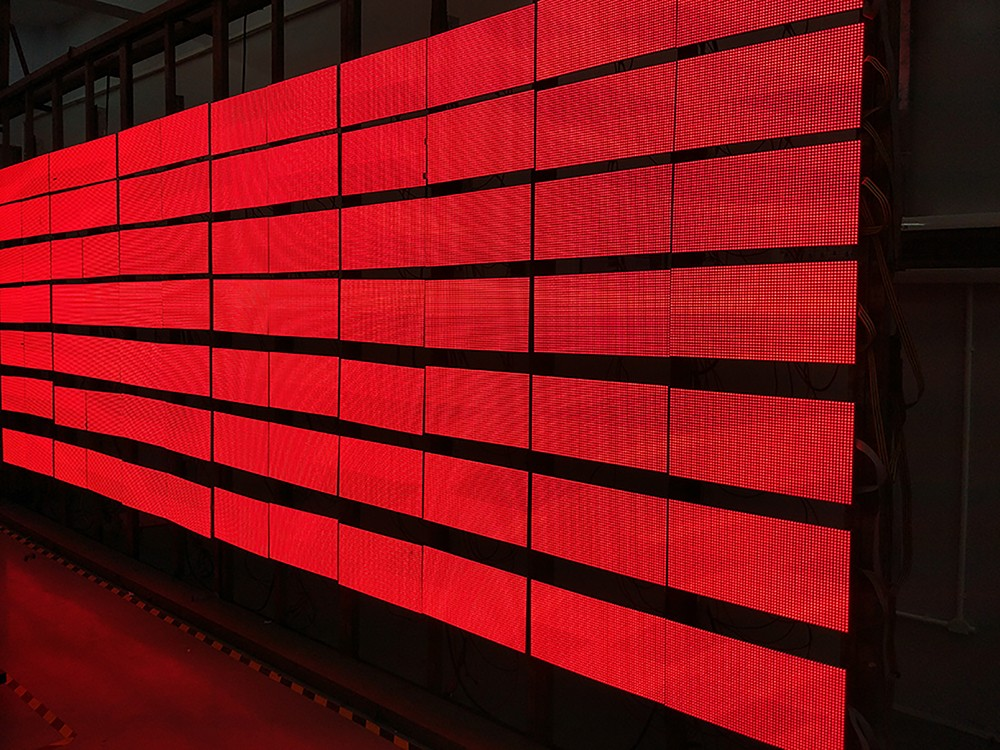 Kerun Common Anode Cathode Super Red Semi Outdoor High Density Led Display  Dot Matrix - Buy Led Dot Matrix,High Density Led Dot Matrix Display,Led Dot