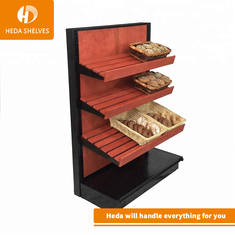 <strong>Retail</strong> shop interior design for bread glass display showcase bakery display cases for sale