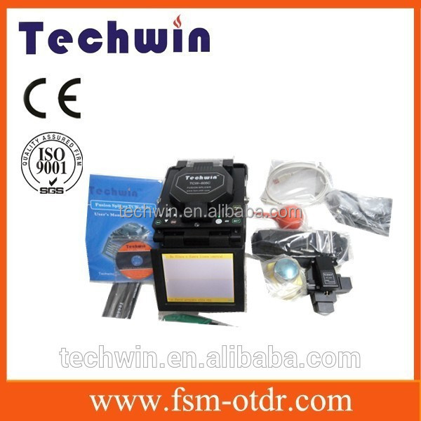 Art Fibre Splicer Techwin TCW-605 Fusion Splicer Machine Price
