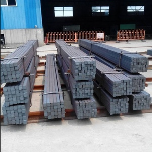 China iron mild steel steel billets stainless steel square bar