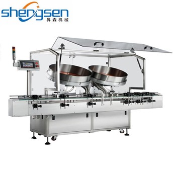 Manufacture Packaging Machine Tablet Counting Machine