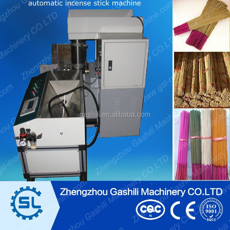 2015 factory price Automatic Incense sticks Making Machine for Sale