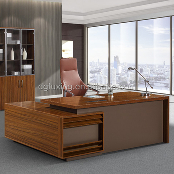 Clic Ceo Exclusive Office Furniture Wooden Director Desk