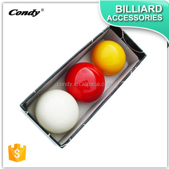 61.5mm Carambola Biliardo 3 Ball Set