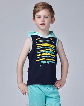 sleeveless t shirt for boys