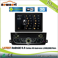 Touch screen car dvd player for Renault Fluence Car radio with SIM card GPS bluetooth TV tuner