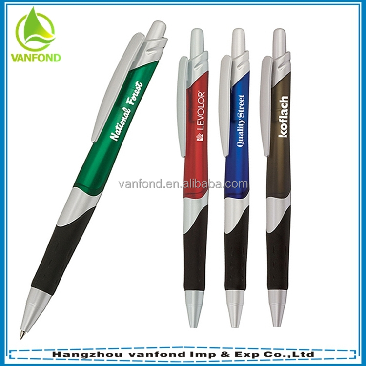 High quality promotional ball pen clicking mechanism
