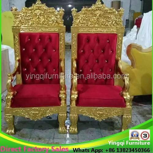 Cheap French Style Wedding King Throne Chairs For Sale Buy – Chair Throne
