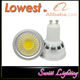 New Arrival DD2333 high power dimmable gu10 mr16 3w 4w 5w 6w mr11 led spotlight 230v with ce rohs