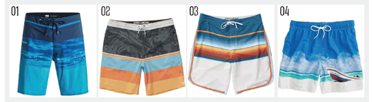 custom  boardshorts wholesale cheap 4 way stretch custom board shorts