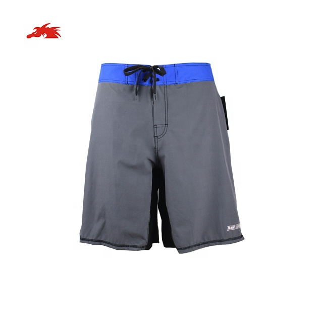 nonbrand blank kick boxing mens mma shorts custom made